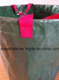Engrais de ferme ou de jardin transportant le sac