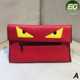 Embreagem Carteira de meninas compridas Moderno estilo moderno bolsas de mão Designer Handbag para senhoras Sy8036ab