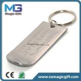 Metal barato Keychain de la aguafuerte de la foto del acero inoxidable del precio