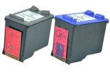 Remanufaturado cartuchos de tinta preta e colorida para HP121 122