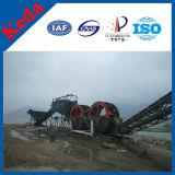 Hohe Funktions-Kapazitäts-Sand-Waschmaschine