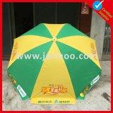Прочный многоразовый напольный стоящий водоустойчивый зонтик