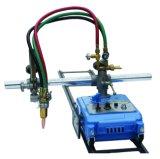 Portable CG1-30 de la llama del gas oxy que corta la máquina para la placa de acero