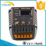 regulador CMP12-20A-LCD de la batería del panel solar de la visualización de 12V/24V 20AMP LCD