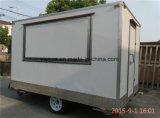 De Caravan van het Snelle Voedsel van de douane