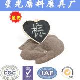Fabbrica della sabbia F46 dell'ossido di alluminio del Brown