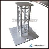 Kundenspezifischer beweglicher heller Binder-Standplatz-Aluminiumhauptbinder