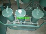 O purificador de petróleo pequeno da capacidade, mini petróleo renova o filtro