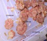 스테인리스 요리된 고기 절단 저미는 기계