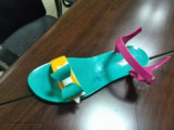 Melissa Plastic Jelly Shoes Máquina de injeção