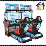 De muntstuk In werking gestelde Machines die van het Spel van de Arcade Simulator drijven
