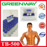 Esteróide puro liofilizado do Peptide Tb500 para a perda de peso