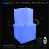 Color recargable de alta calidad que cambia el cubo del LED