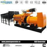 200kVA biogas Genset con il motore cinese di marca