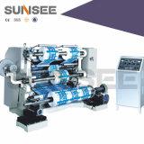 Machine de fente à grande vitesse de film plastique (approvisionnement d'usine)