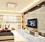 3D de alta calidad blanca vidriada pulido Azulejos Interior