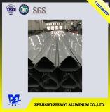 Cadre en aluminium anodisé pour un climatiseur