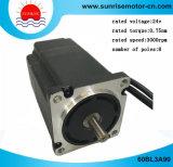 motor del motor eléctrico 48V 235W 3000rpm 0.75nm BLDC del motor de 60bl3a90 BLDC