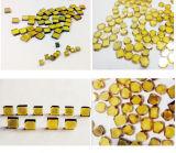 산업 다이아몬드 Hpht 단청 수정같은 다이아몬드 5*5mm