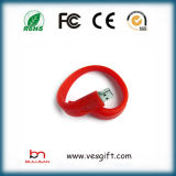 Shenzhen Top Venda 2GB Wristband USB Memory Sticks