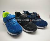 Ботинки Breathable спорта детей идущие с материалами Flyknit