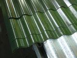 Aluzinc 강철 지붕 격판덮개 또는 Zincalume 물결 모양 루핑 장