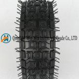 Rotella di gomma resistente all'uso per la rotella della spiaggia (3.00-4)