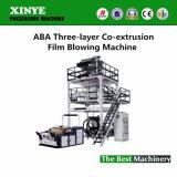 ABA 3개의 층 회전하는 맨 위 필름 부는 기계