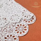Tissus de lacet de tissu du lacet L20001 pour la robe de mariage