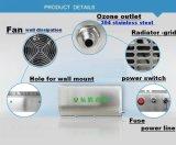 an der Wand befestigter Generator-Luft-Reinigungsapparat-Ozon-Generator des Ozon-10gram für Nahrungsmitteldas aufbereiten