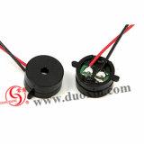 1.5V 12mm Correcte Magnetische Zoemer van de Knoop van de Zoemer met Draad