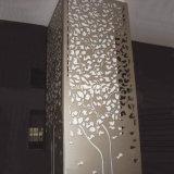 Painel de painel de alumínio e painel de parede em canto