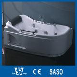 170x85cm bañera con jacuzzi masaje