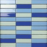 Het Mozaïek van het Glas van het kristal (VMG4080, 300X300mm)