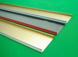 Material de alumínio à prova de fogo do projeto interior do revestimento chinês do pó do fornecedor