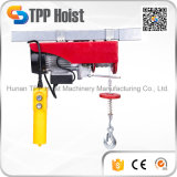 Mini Pa Series Electric Wire Rope Hoist with Trolley
