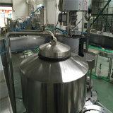 Empaquetado automático completo de llenado de botellas de agua potable de la máquina embotelladora