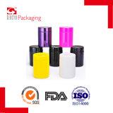 Bottiglie di plastica rosse della Rosa dell'HDPE di sconto 10oz per il supplemento dietetico