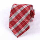 Custom 100% Handmade Woven Silk Tie Cufflinks Hanky com caixa Set