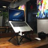Laptop-Standplatz-faltender Notizbuch Lapdesk ergonomischer Halter