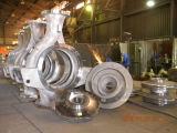 Equipo del aerosol de Hvof de la capa del carburo de tungsteno para plantas de la turbina de la válvula de bomba de los impulsores de la superficie de la dureza de la corrosión anti de los componentes de la producción de energía las altas