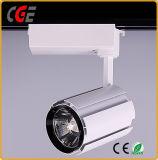 Antirreflejo de 24W 30W 35W de iluminación LED de luz de la pista LED PAR28 vía las lámparas LED PAR30
