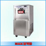 1. Machine de crême glacée de doux d'acier inoxydable avec du ce