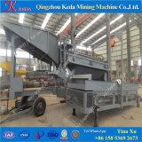 Planta de lavagem da mineração hidráulica para o ouro