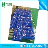 Pack batterie solaire 12V 12ah d'éclairages LED