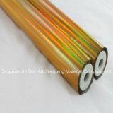 Material de estampado en oro de la transferencia de calor para la decoración de la lámina de estampado en caliente