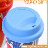 Couvercle de tasse de café en silicone personnalisé