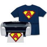 Papier de transfert thermique foncé de jet d'encre de la qualité A4 pour le T-shirt