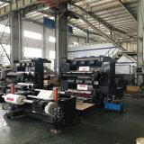 Máquina de impressão Flexographic de Flexo das cores de alta velocidade do preço de fábrica dois
