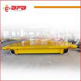 Chariot traitant électrique d'utilisation en aluminium de bobine pour l'industrie lourd sur des longerons